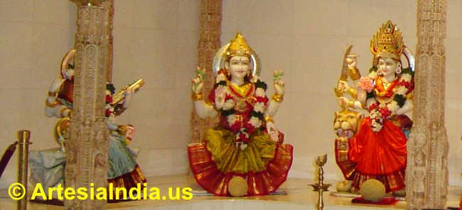 Dasara Navaratri Utsav Artesia © ArtesiaIndia.us