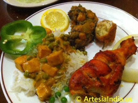 Artesia indian restaurants for Ashoka indian cuisine san francisco