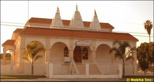 Swaminarayan Temple Artesia image © ArtesiaIndia.us